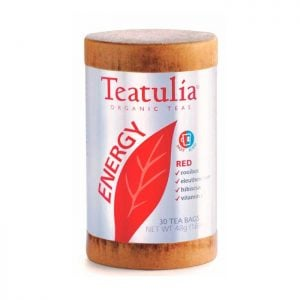 TEATULIA ENERGY RED TEA